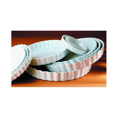 "Pillivuyt Round 4.25"" Tart Dish"