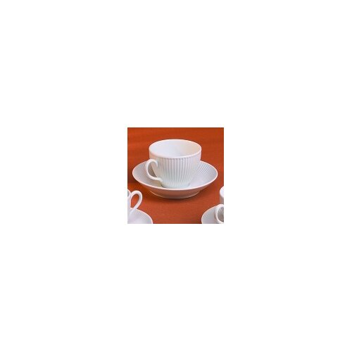 Pillivuyt Plisse Saucer for Espresso Cup