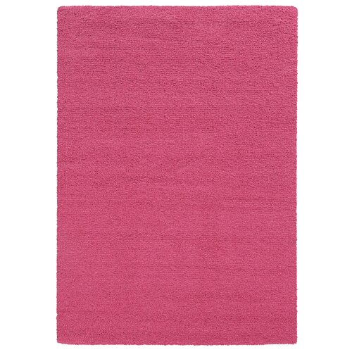 Focus Pink Shag Rug