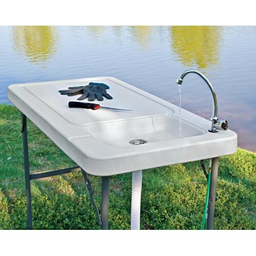 Stonegate Designs Furniture Outdoor Sink Table & Reviews | Wayfair