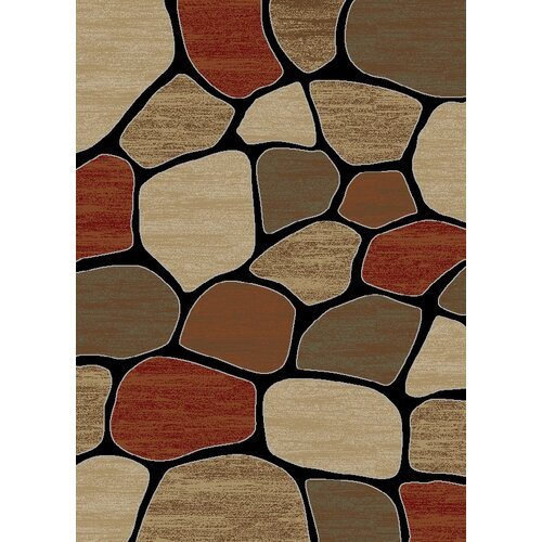 Manhattan Abstract Rug