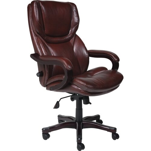 Serta at Home Big and Tall Executive Office Chair