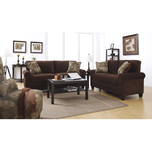 Serta at Home Trinidad Loveseat