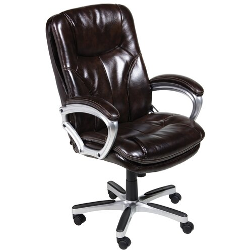 serta at home big and tall executive office chair reviews wayfair