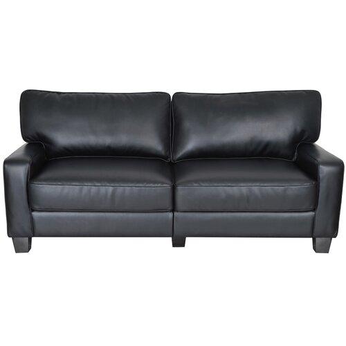 serta at home santa rosa deluxe sofa reviews wayfair. Black Bedroom Furniture Sets. Home Design Ideas