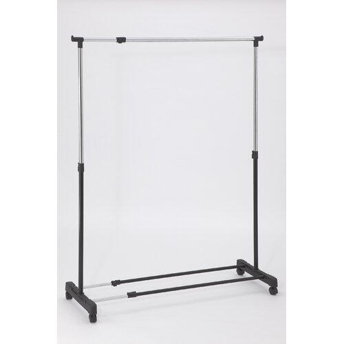 coat rack stand with wheels wayfair uk