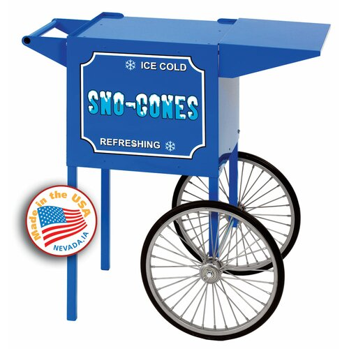 Sno Cone Cart for Arctic Blast