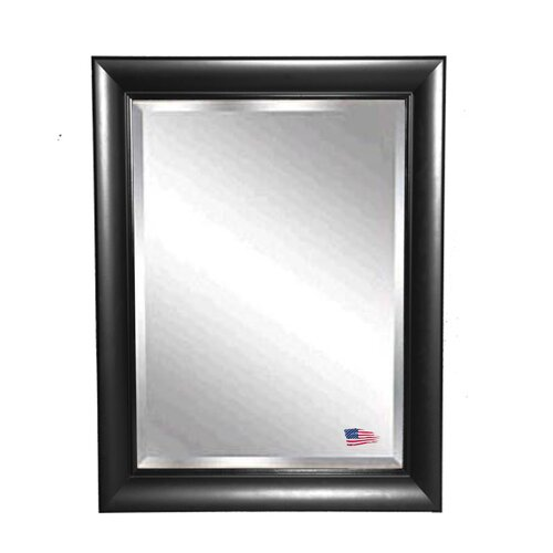 Jovie Jane Tuxedo Black Wall Mirror