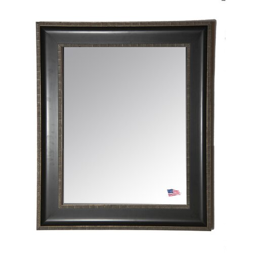 Ava Dark Parma Wall Mirror
