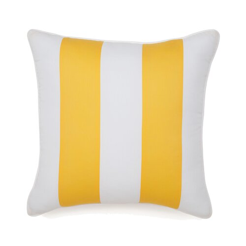 Hampton Links Pieced Stripe Decorative Pillow