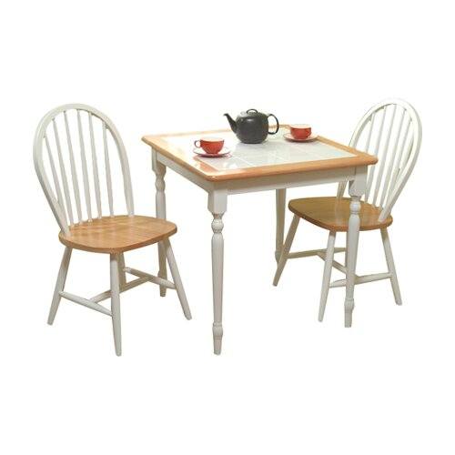 TMS 3 Piece Dining Set