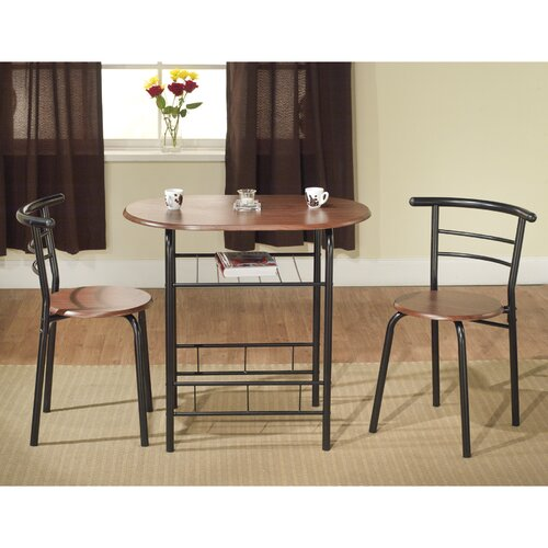 TMS Bistro 3 Piece Dining Set