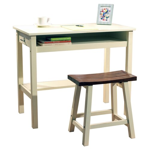 TMS Madison 2 Piece Study Writing Desk Set