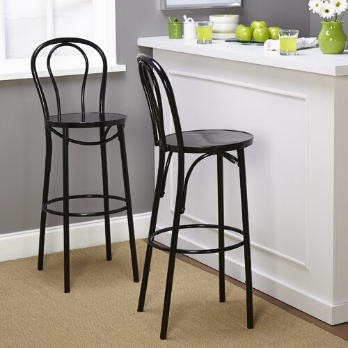 Vintage Inspire Bar Stool (Set of 2)