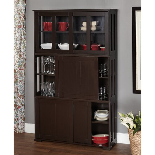 Tms Pacific Stackable Storage With Wood Door Amp Reviews
