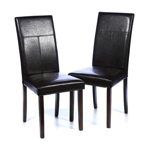 TMS Bettega Parsons Chair (Set of 2)