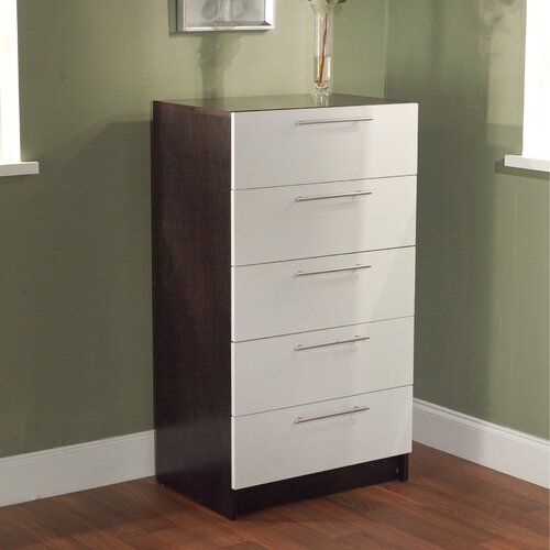 TMS 5 Drawer Chest