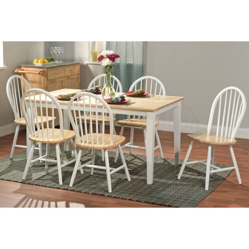 TMS Windsor 7 Piece Dining Set