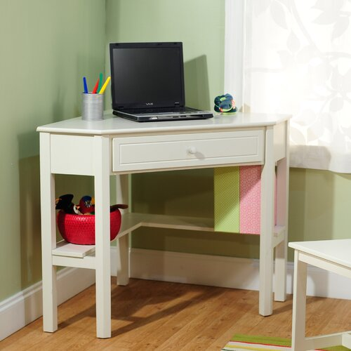 TMS Lilly Corner Writing Desk