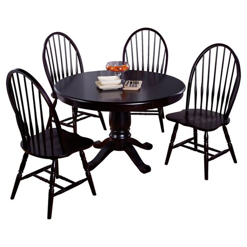 TMS Windsor 5 Piece Dining Set