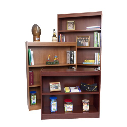 Essentials Laminate Series Bookcase