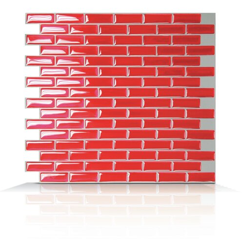 Mosaik Self Adhesive Wall Tile in Cosmo (Set of 6)