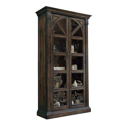 Pulaski Narrow Curio Cabinet Reviews Wayfair