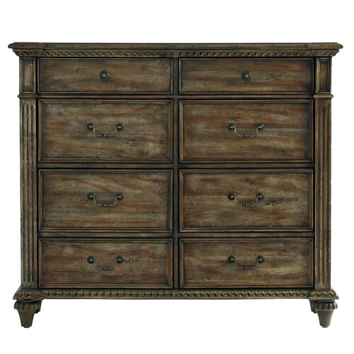 Arabella 8 Drawer Chest