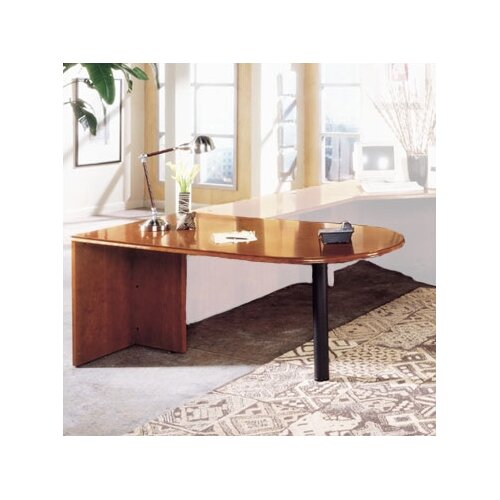 "High Point Furniture Forte 29"" H x 72"" W Peninsula Desk"