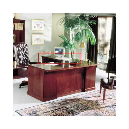 "High Point Furniture Legacy 47"" W Desk Height Return"