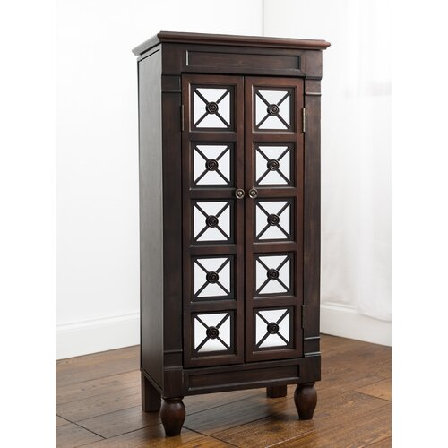 hives honey celine jewelry armoire with mirror reviews