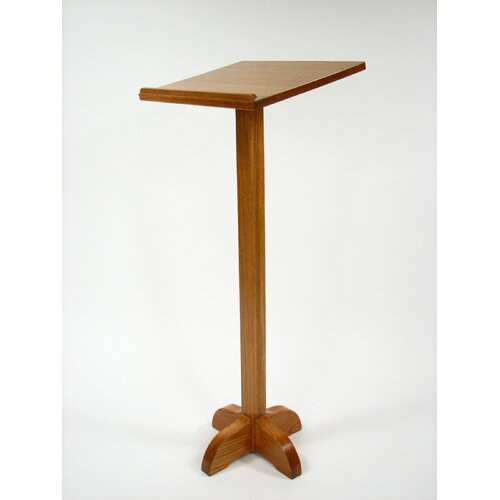 Executive Wood Products Economy Speaker Stand