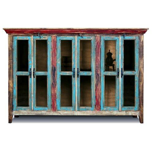 Laredo Curio Cabinet