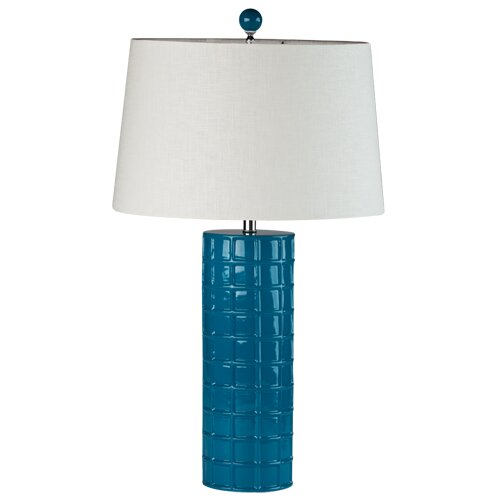 "Ziqi Home Vivid 2 Nolan 29"" H Table Lamp with Empire Shade"