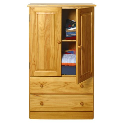 Solid Wood Armoire Wayfair