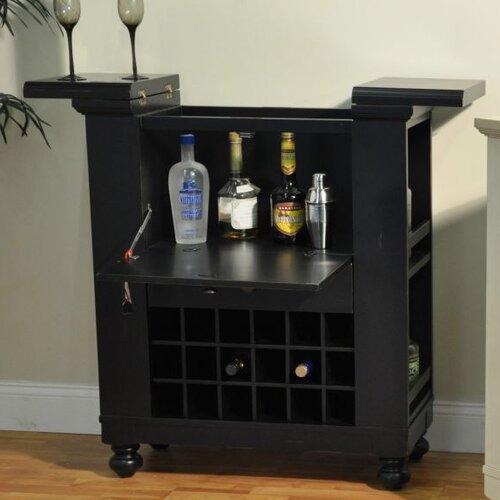 Nantucket Spirit Cabinet