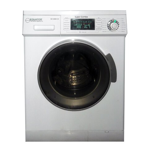 Equator Super Combination Washer And Electric Dryer