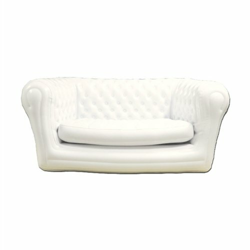 Inflatable Chesterfield Sofa Hire: Smart Air Beds ChestAIRfield 2 Person Deluxe Edition
