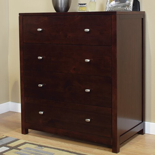 Pacifica 4 Drawer Chest