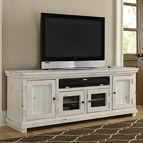 "Woodbridge Home Designs 74"" TV Stand & Reviews"