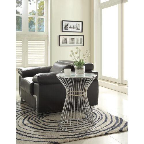 Woodbridge Home Designs Lila End Table & Reviews
