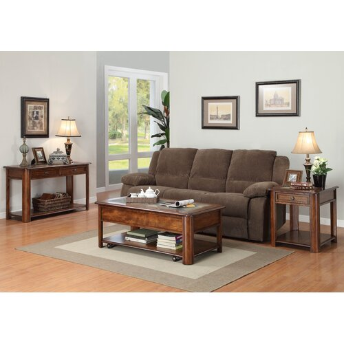 Woodbridge Home Designs Mcmillen Coffee Table with Lift-Top