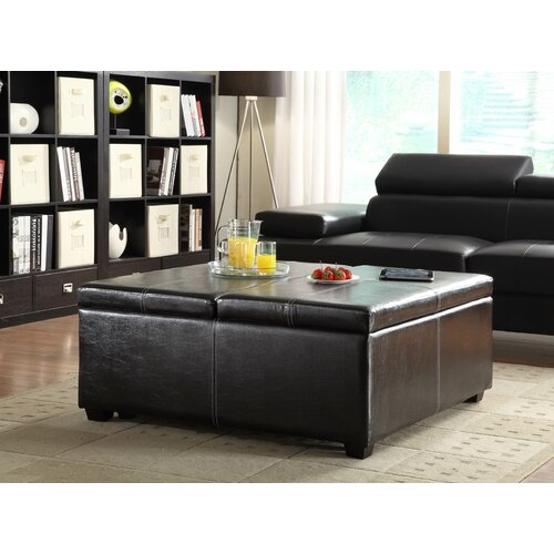 Woodbridge home designs synergy storage coffee table with - Woodbridge home designs avalon coffee table ...