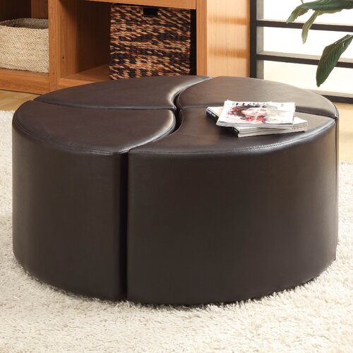 Woodbridge Home Designs 4720 Series Cocktai Ottoman