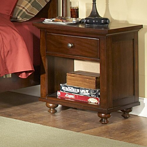 Woodbridge Home Designs Aris 1 Drawer Nightstand