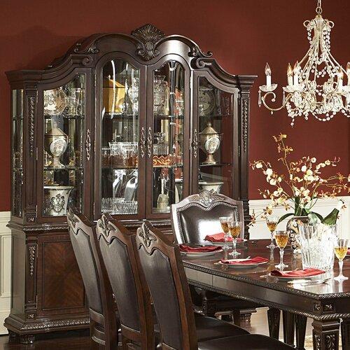 Woodbridge Home Designs Palace China Cabinet