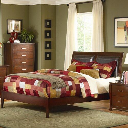 Woodbridge Home Designs Rivera Panel Bed