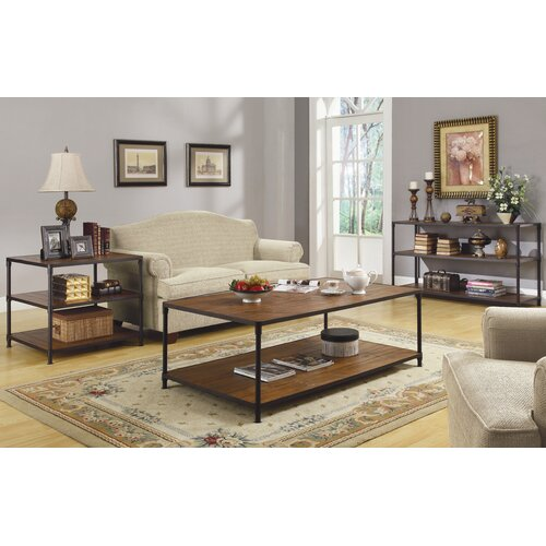 Mikah coffee table wayfair - Woodbridge home designs avalon coffee table ...