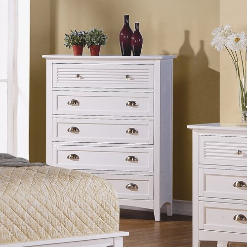 Woodbridge Home Designs 41.2Robinson 5 Drawer Chest