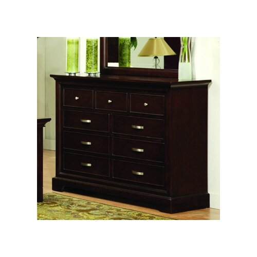 1349 Series 9 Drawer Dresser